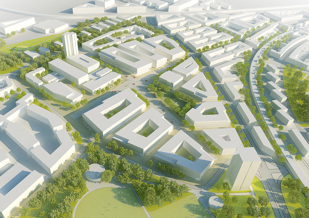 Fh Hamburg Architektur | Ingenieurwissenschaftliches Zentrum Fachhochschule Koln Schaltraum