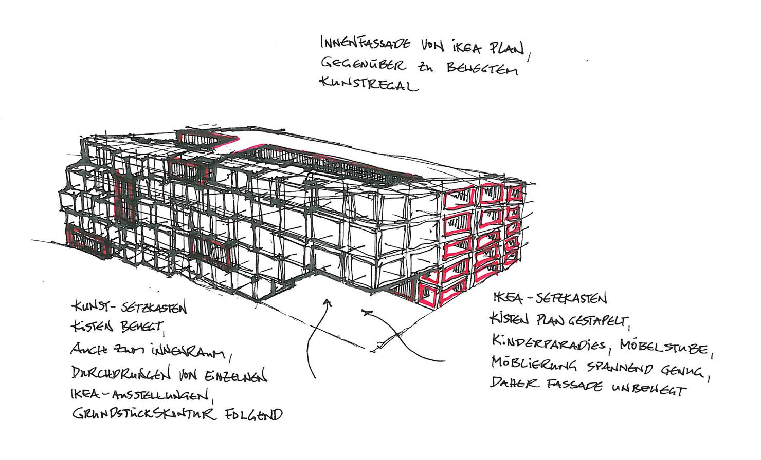 Ikea altona hamburg schaltraum architekten hamburg for Architekten hamburg altona