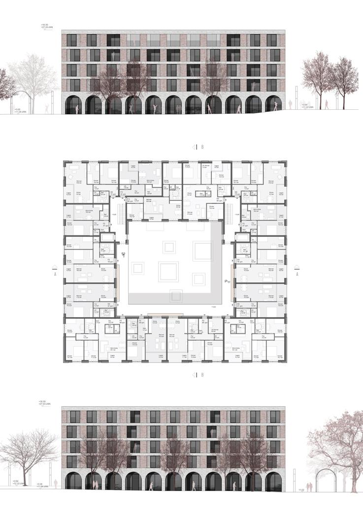 pergolenviertel hamburg schaltraum architekten hamburg. Black Bedroom Furniture Sets. Home Design Ideas