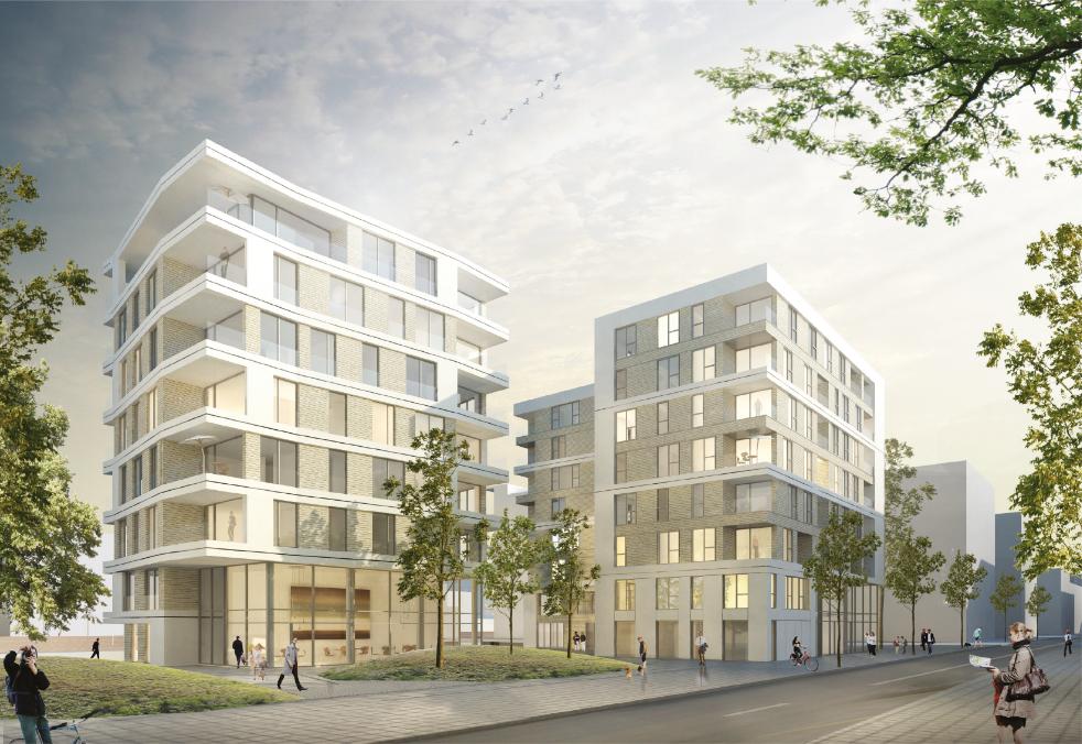 baakenhafen baufeld 88 schaltraum architekten hamburg. Black Bedroom Furniture Sets. Home Design Ideas