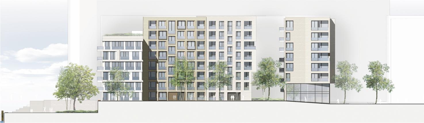 baakenhafen baufeld 89 schaltraum architekten hamburg. Black Bedroom Furniture Sets. Home Design Ideas